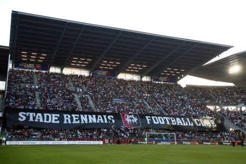 Affluence en baisse à Rennes