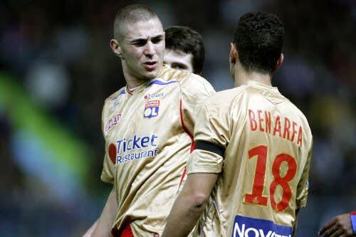 Benzema : «Je respecte le joueur Ben Arfa»