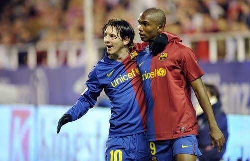 15e j : Le Barça enfonce le Real
