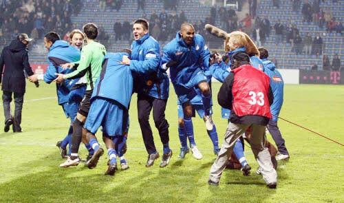Hoffenheim passera l'hiver au chaud
