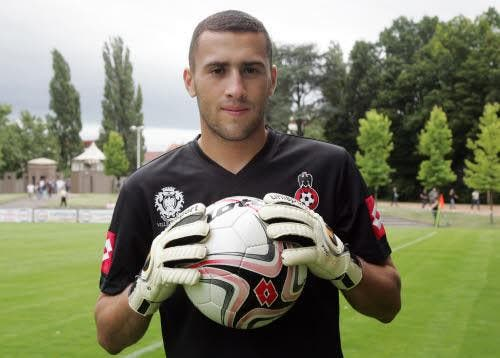 Ospina découvre «le froid niçois»