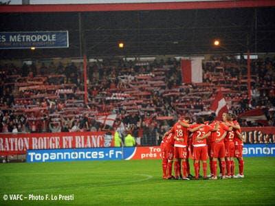 Valenciennes n'a plus le choix