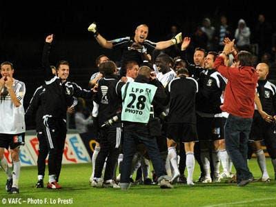 La Ligue 2 au pouvoir