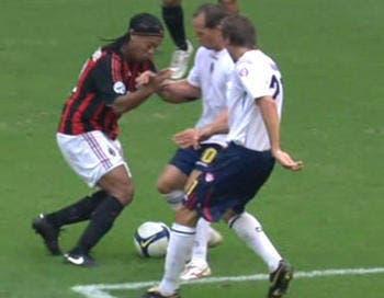 Galliani : «Ronaldinho, pas un pari»