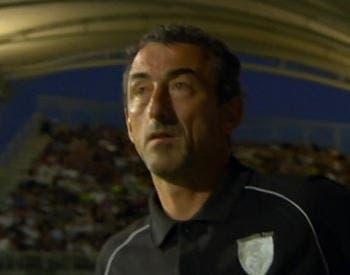 Bazdarevic : «Un manque de réussite»