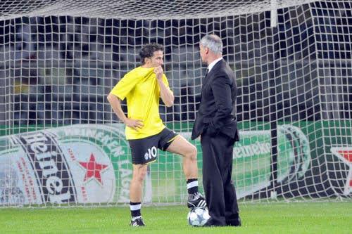 Ranieri : «Pas besoin de motiver les joueurs»