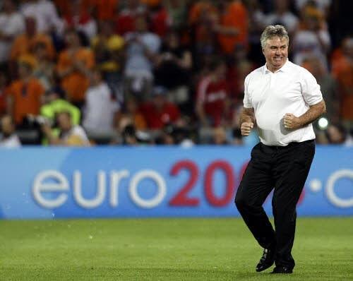 Rus : Hiddink n'est plus payé