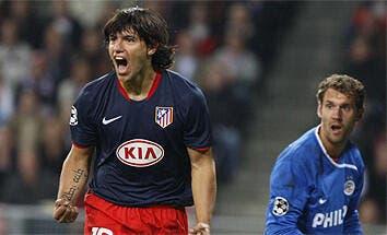Agüero «n'ira jamais au Barça»