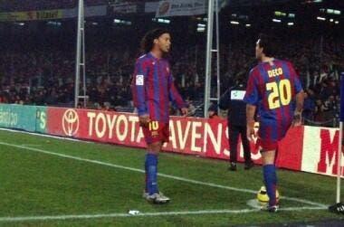 Laporta n'oublie pas Ronaldinho