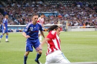 Ribéry : «Ne pas penser à l'échec»