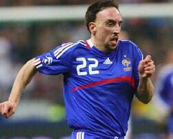 Ribéry, le bleu lui va si bien