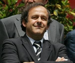 Platini : «J'aime beaucoup Didier Deschamps»