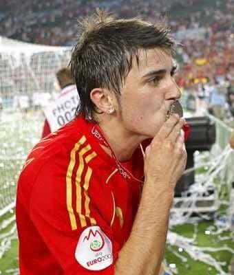 Villa ne pense pas au Ballon d'Or