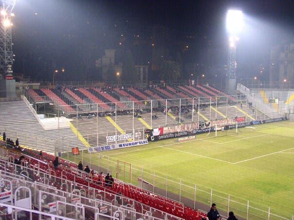 Nice aura son stade en 2013