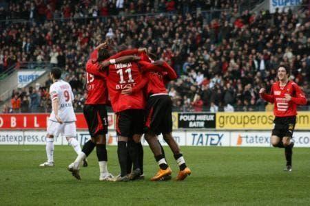 Jeunechamp : «Rennes a un problème»