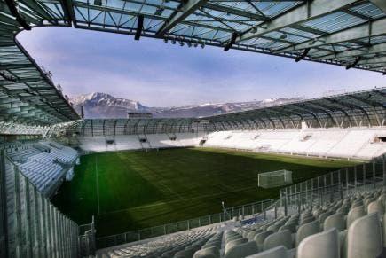 Le Stade des Alpes n'est plus magique