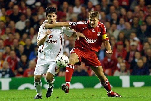 Benitez fou de Gerrard