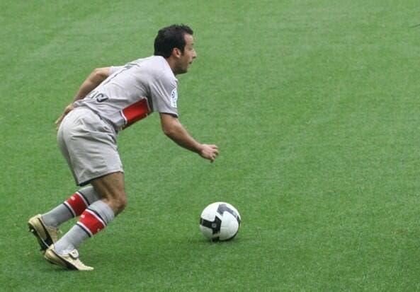 Giuly ne reverra pas Monaco