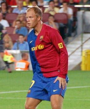 Gudjohnsen sauve le Barça