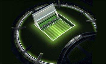 Le premier stade souterrain au Qatar