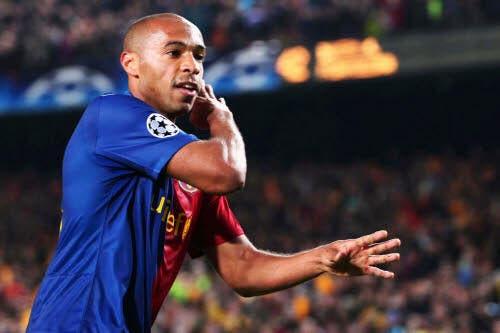 Henry : «Un Barcelone-Arsenal me ferait bizarre»