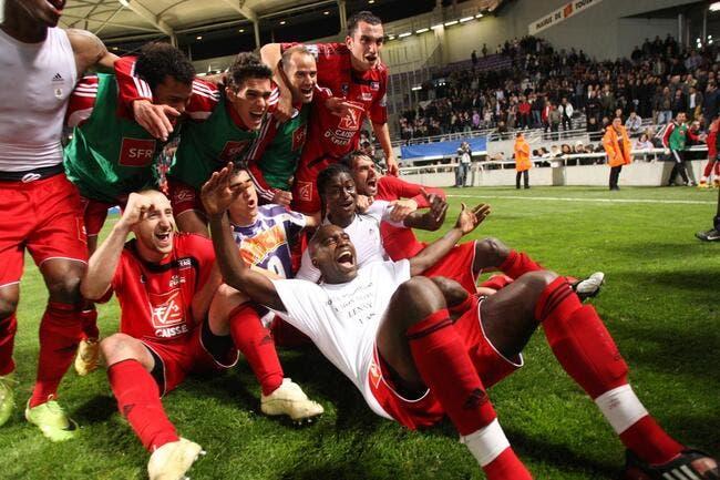 Coupe de france de football guingamp et la bretagne a vous gagne foot 01 - Guingamp coupe de france 2009 ...