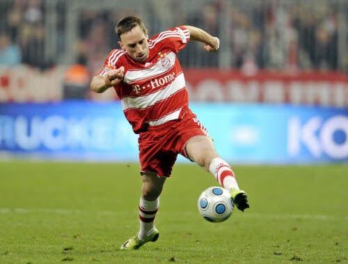Ribéry : «Respecter mon contrat»