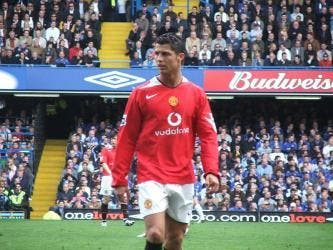 C. Ronaldo reste à Manchester