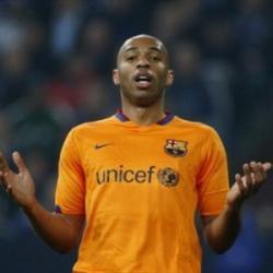 Le Barça sans pitié pour Henry