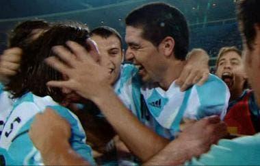 L'Argentine par KO