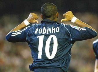 Le Real va laisser Robinho partir