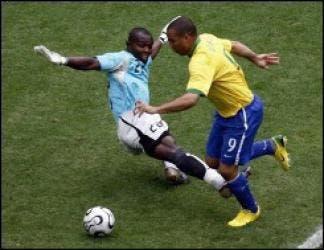 Brésil-Ghana 2006, la sale rumeur