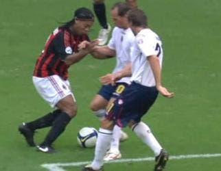 Premier flop pour le Milan AC