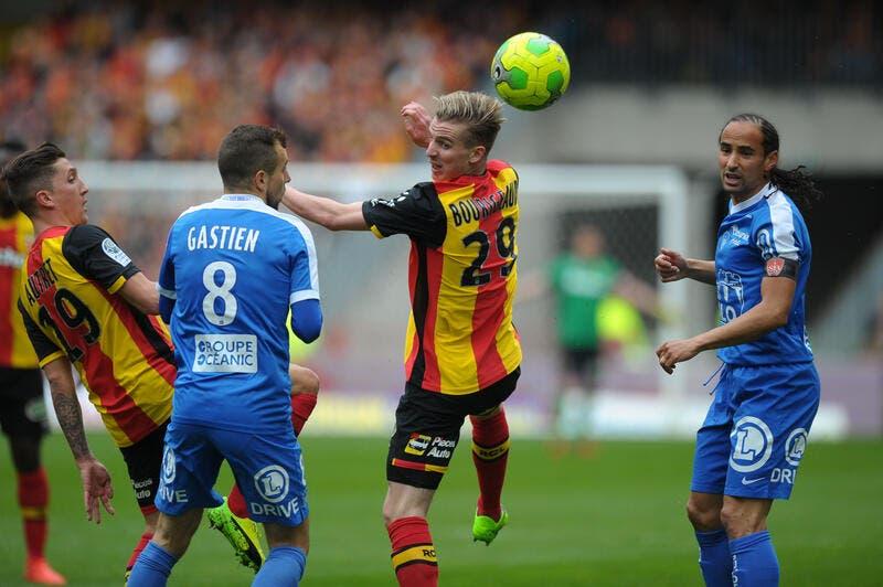 Lens - Brest : 0-2