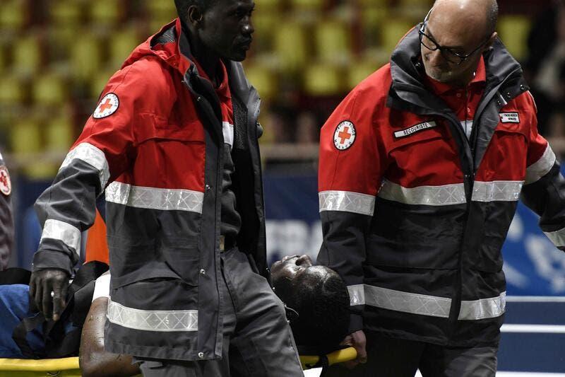 LOSC : Rupture du tendon d'Achille pour Soumaoro
