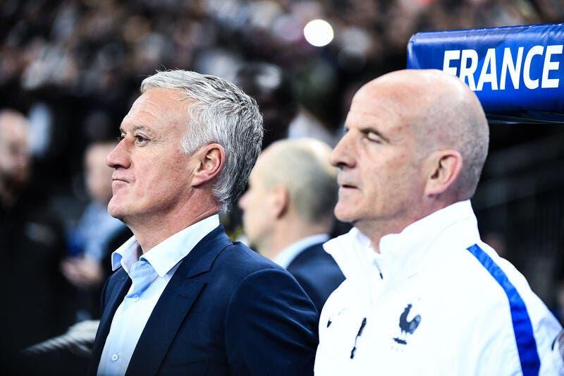 EdF : Le match France-Paraguay se jouera à...