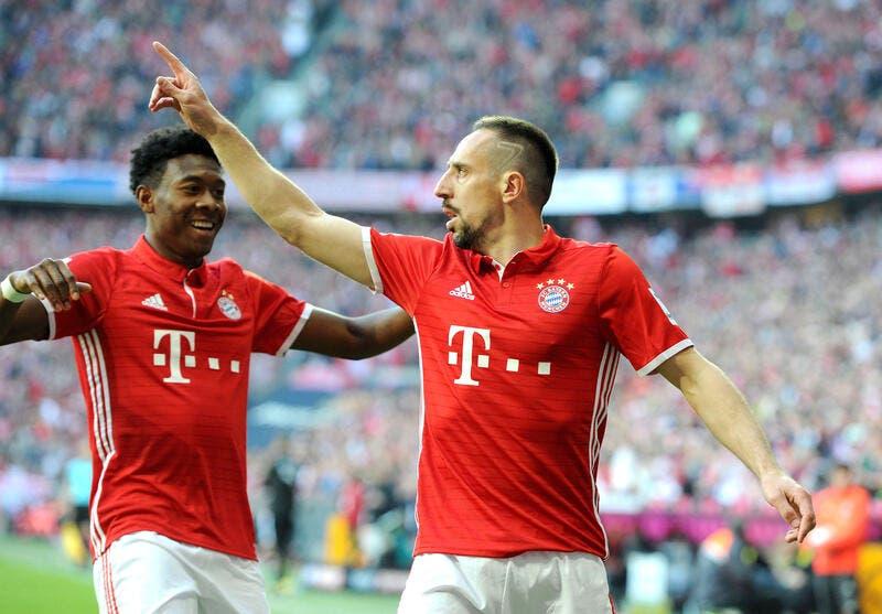 Bayern Munich - Borussia Dortmund : 4-1