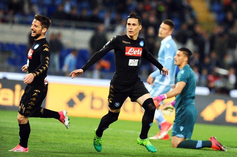 Lazio Rome - Naples 0-3
