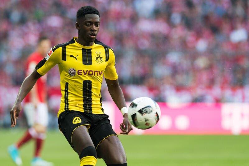 Dortmund : Ousmane Dembélé ne s'étonne pas du tout
