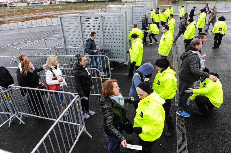 OL-Besiktas : Lyon alerte tout le monde, la sécurité ne rigolera pas