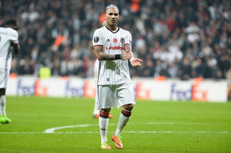 OL : Ricardo Quaresma forfait contre Lyon