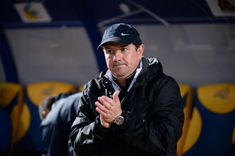 L2 : Thierry Goudet nouvel entraîneur de Laval