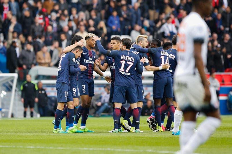 PSG – Montpellier : 2-0