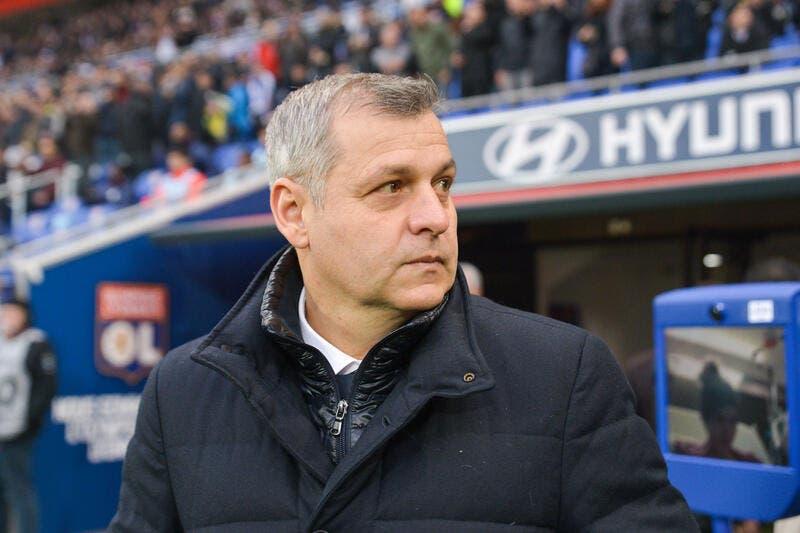 OL : Genesio n'est pas terrorisé par le classement actuel de Lyon