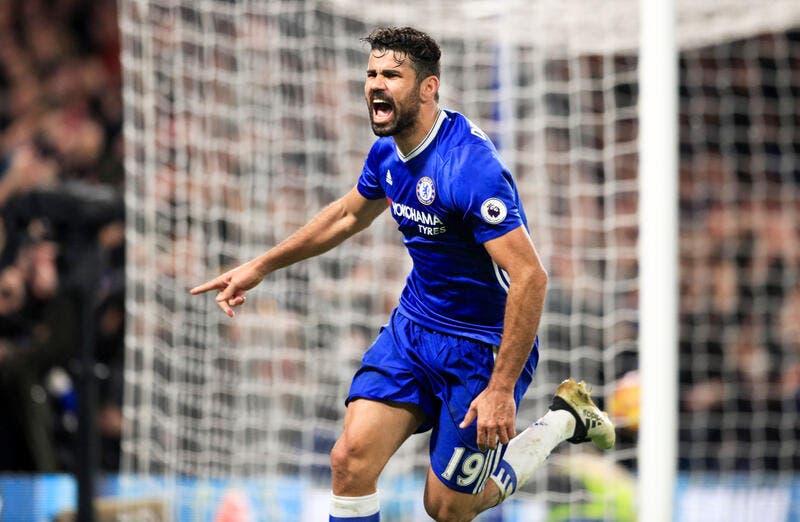 Mercato: Le PSG, la Chine, Chelsea... Diego Costa a tranché