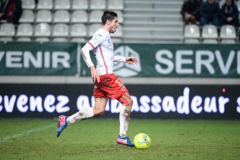 Reims – Brest 1-1