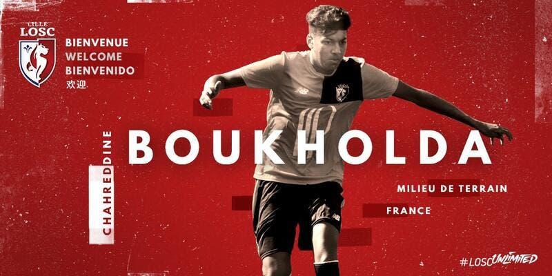 Officiel: Boukholda rejoint Bielsa à Lille