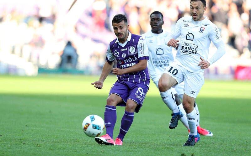 TFC : Corentin Jean va signer 4 ans à Toulouse