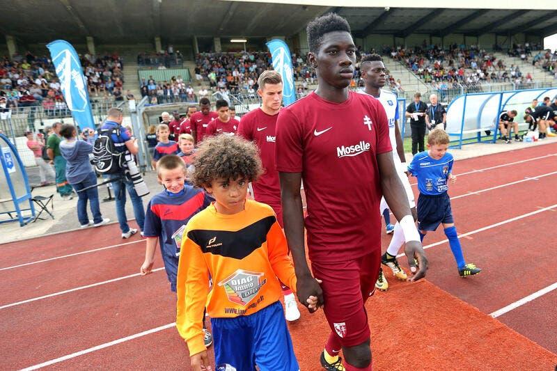 Mercato : Entre Lille et Rennes, Ismaïla Sarr a une préférence