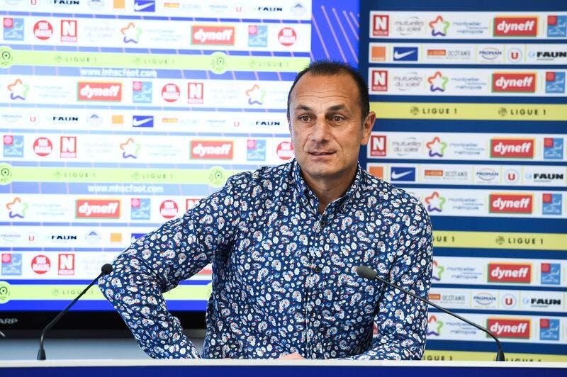 MHSC: Boudebouz, Mounié… Der Zakarian a un message pour l'OL